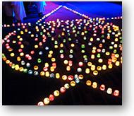 La fête de la lumière a introduit l'Avent le 1er décembre à Notre-Dame des Anges, école primaire et maternelle - Apprentis d'Auteuil