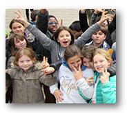 Un voyage à Barcelone a emmené les élèves de CM1 et CM2 de l'école Notre Dame des Anges (31) du 8 au 12 février - Apprentis d'Auteuil