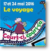 Les CE2 de l'école ND des Anges (31) ont réalisé un court métrage pour le Festival du film Court-ci Cours-ça, sur le thème du voyage. Apprentis d'Auteuil