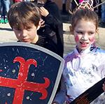 Comme tous les ans, le 10 mars,  l'école Notre-Dame-des-Anges s'est parée de ses plus beaux atours  pour fêter dignement le Carnaval 2017. Apprentis d'Auteuil