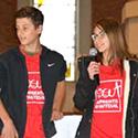 Le 26 avril 2017 des jeunes des établissements du territoire Midi Pyrénées  d'Apprentis d'Auteuil se sont  retrouvés pour la journée du pèlerinage Pibrac 2017