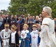 Le 30 juin 2017, l'école ND des Anges a fait sa fête de fin d'année de manière chevaleresque avec déguisements et buffet du moyen-âge. Apprentis d'Auteuil