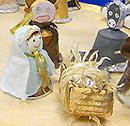 Les élèves de l'école Notre Dame des Anges (31) ont créé de toutes pièces une crèche, dans le cadre du concours de crèches organisé par Apprentis d'Auteuil