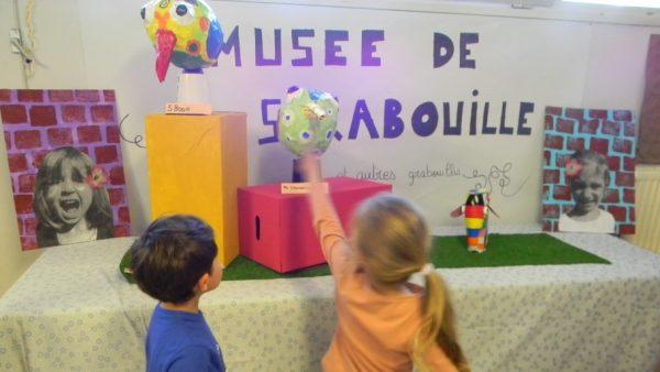 Musée Centre de loisirs Printemps 2018